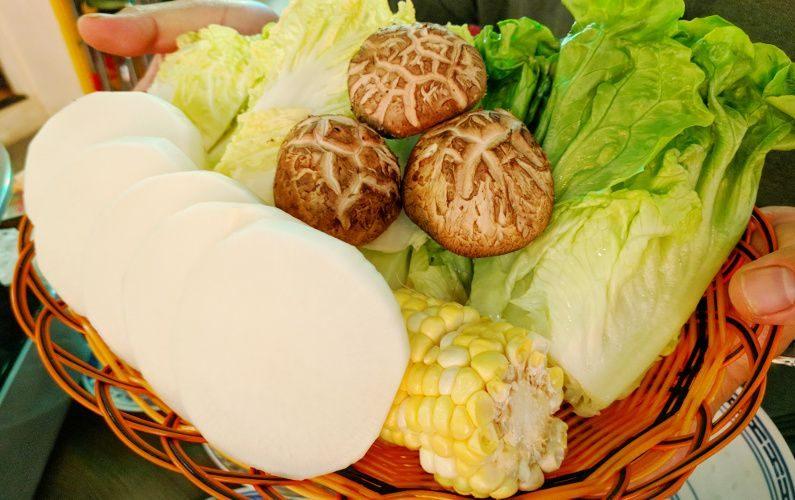 Vegetables Suppa Hong Kong China