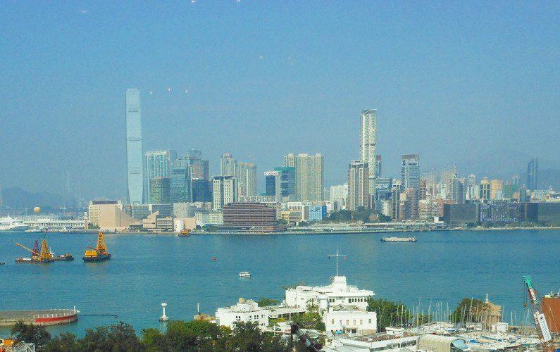 View Dragon King Hong Kong China