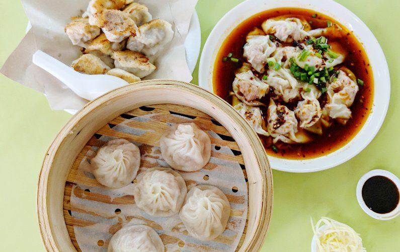 Dumpling Meal Zhong Guo La Mian Xiao Long Bao Singapore