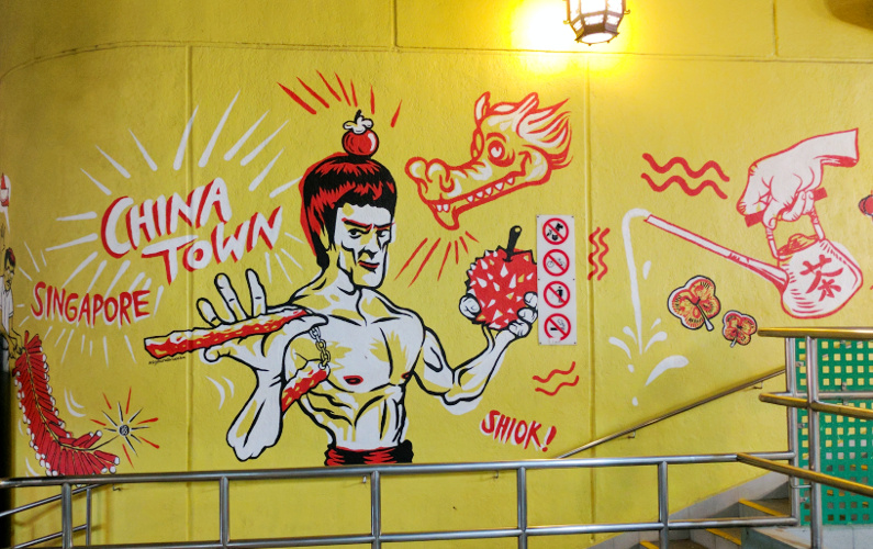 4 Must Singapore Hawker Food Eats and Chinatown Complex