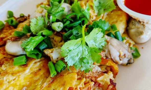 Eat Newton's Hao Jian at Tanglin Fried Oyster Omelette