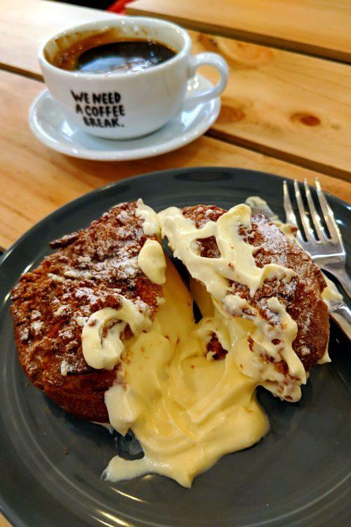 Baristart Singapore Custard Pudding