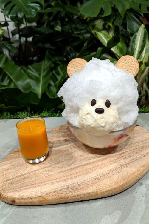 Baristart Singapore Mango Snow