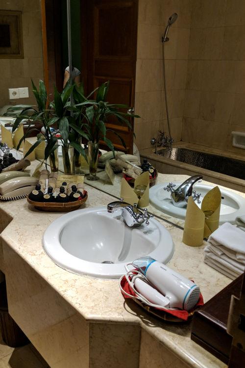 Bathroom Tugu Malang Hotel Malang