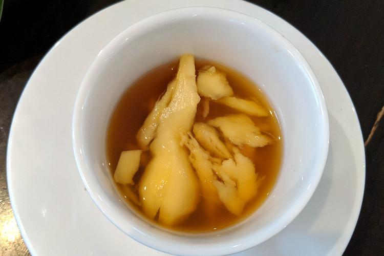 Ginger Tea Time Tugu Malang Hotel Malang