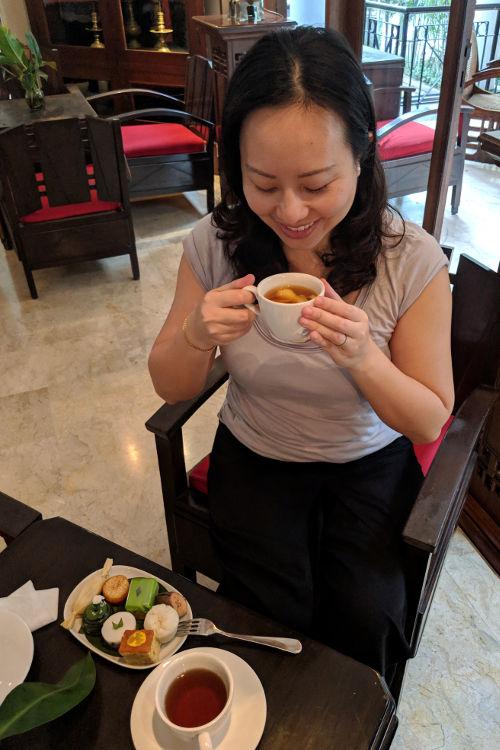 Nadia Tea Time Tugu Malang Hotel Malang 04