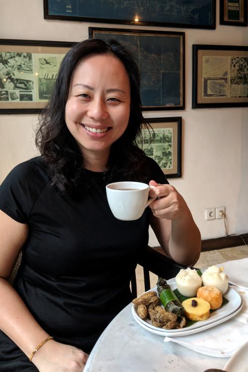 Nadia Tea Time Tugu Malang Hotel Malang