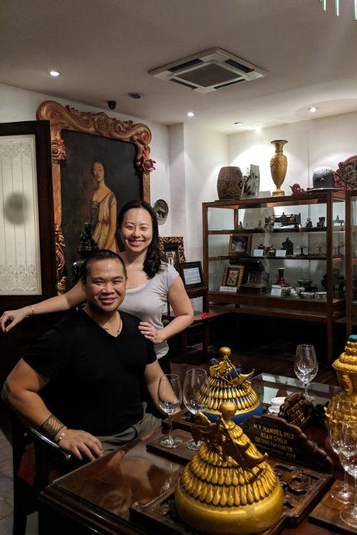 Nadia and JM Tour Tugu Malang Hotel Malang