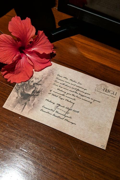 Note Tugu Malang Hotel Malang