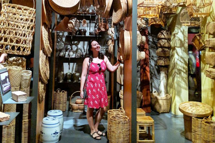 Singapore National Museum Nadia
