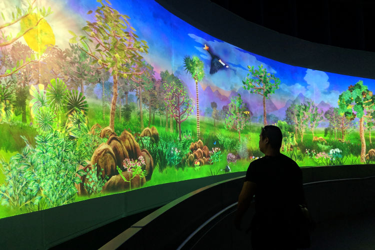 Singapore National Museum Rotunda JM