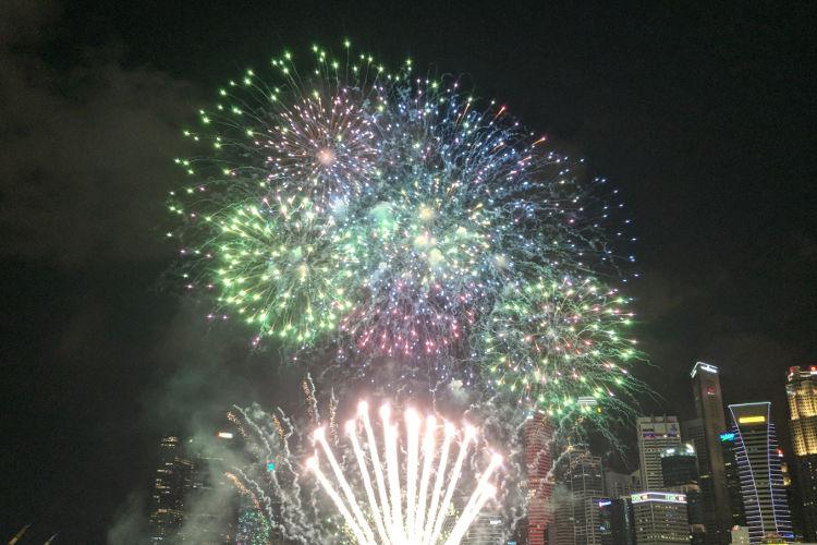 Singapore River Hongbao CNY 2019 Firework 02