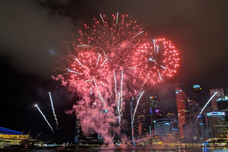 Singapore River Hongbao CNY 2019 Firework 05