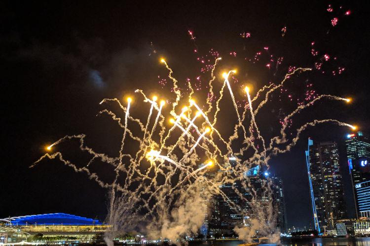 Singapore River Hongbao CNY 2019 Firework 06