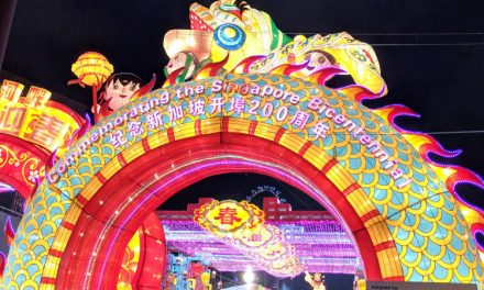 Celebrating Singapore's Chinese New Year at River Hongbao