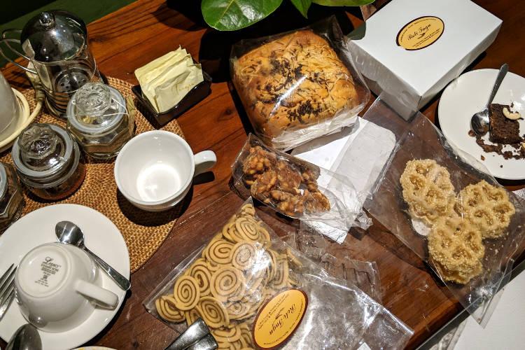 Bakery di Malang