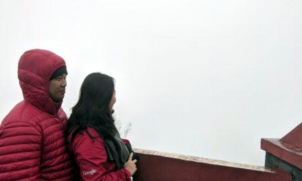 Desperately Seeking Indonesian Sunrise at Mount Bromo