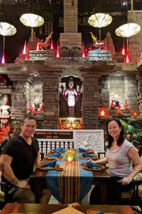 Nadia and JM Saigon Son Malang 02