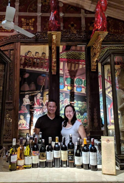 Nadia and JM Saigon Son Malang
