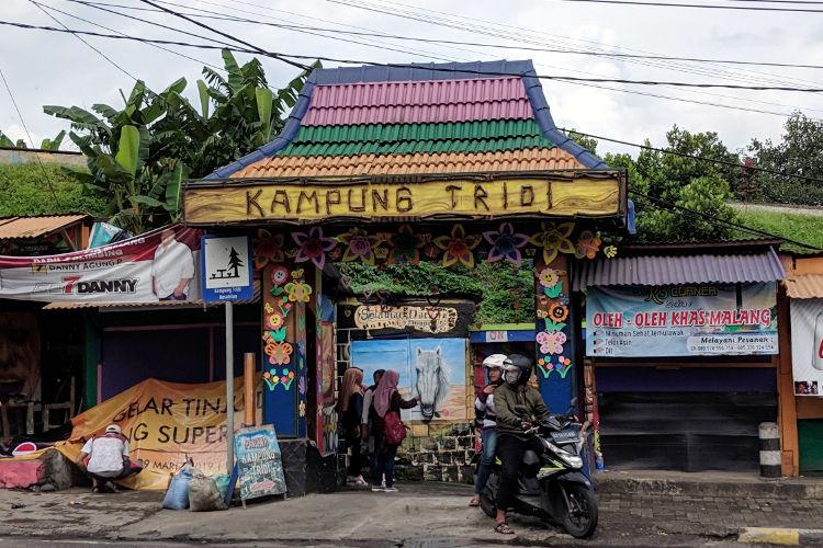 Sign Kampung Warna Warni Jodipan 03