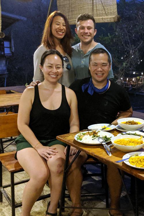 Chiang Mai Friends Dinner 02