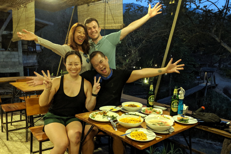 Lost Connections and New Found Friends of Chiang Mai
