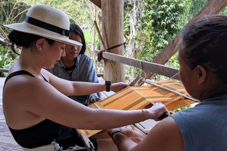 Visiting a Chiang Mai Hill Tribe Village