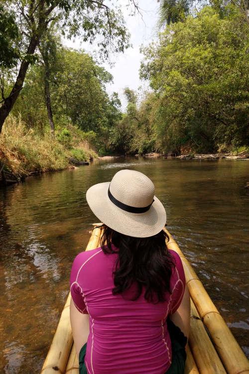 Chiang Mai Wang River Nadia