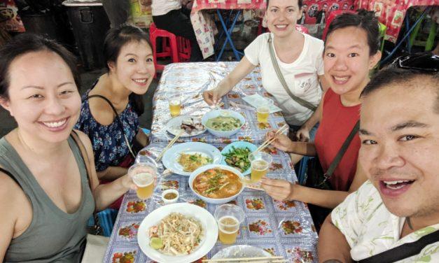 Eat the Saturday Night Market Chiang Mai
