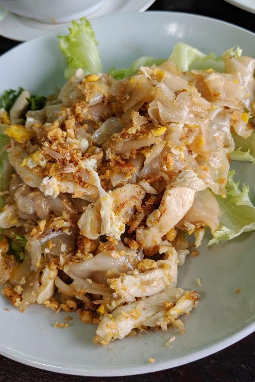Noodles Galae Chiang Mai Thailand