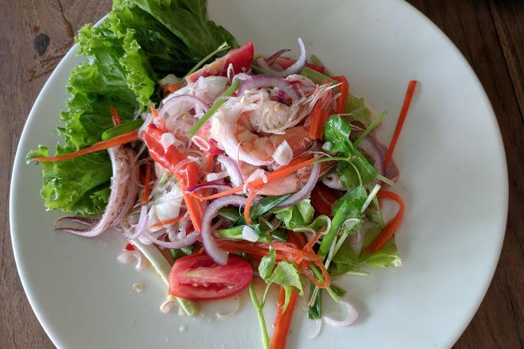 Salad Kats Kitchen Chiang Mai Thailand