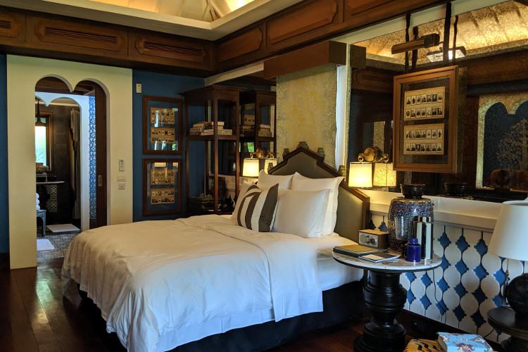 Staying at the Rosewood's Riverside Villa Luang Prabang