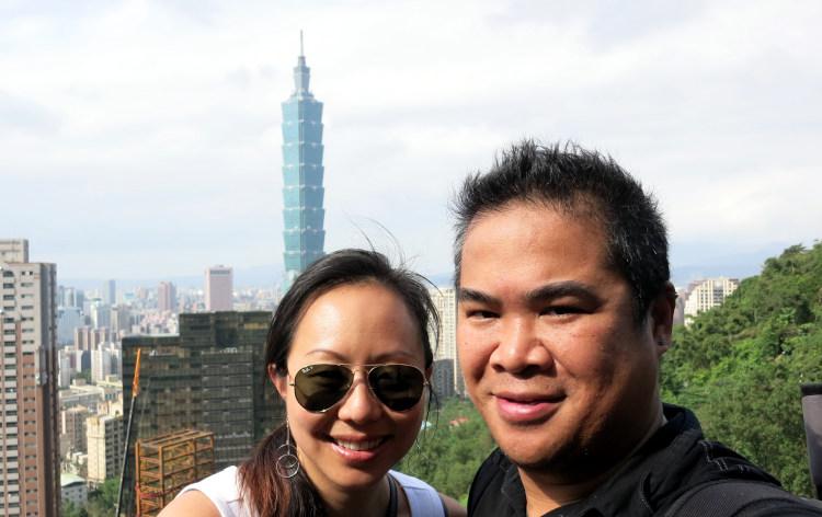 Nadia JM Taipei 101